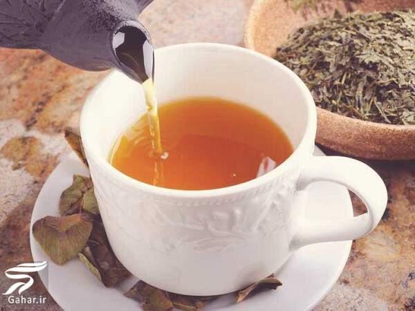 عوارض نوشیدن زیاد چای سیاه و سبز, جدید 99 -گهر