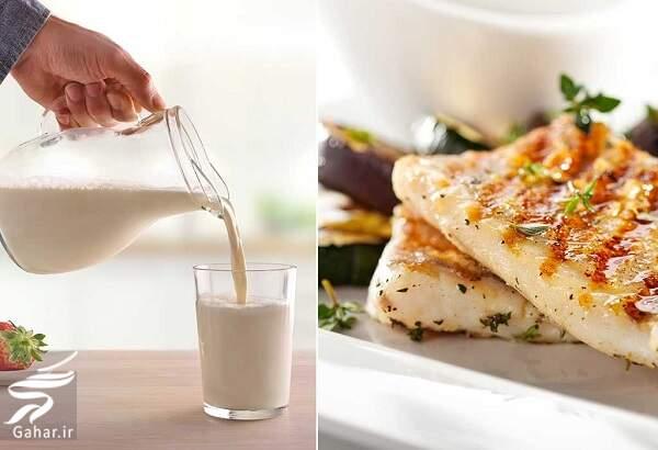 خوردن همزمان شیر با کدام خوراکی ها ممنوع است؟!, جدید 99 -گهر