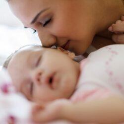 علت بوی خوب نوزاد