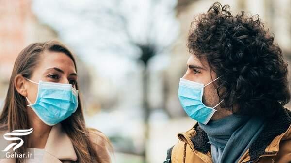 برای مقابله با ویروس کرونا ماسک زدن به تنهایی کافی است ؟!, جدید 99 -گهر
