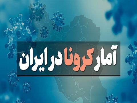 آمار جدید کرونا در ایران, جدید 1400 -گهر