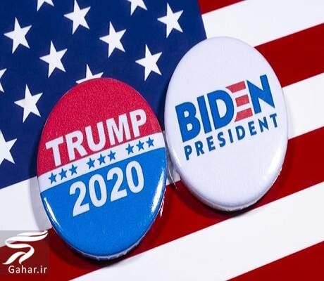 فقط یک روز مانده به انتخابات آمریکا ؛ بایدن یا ترامپ ؟, جدید 1400 -گهر