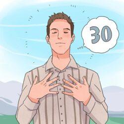 نشانه هایی که پس از ۳۰ سالگی باید جدی بگیرید