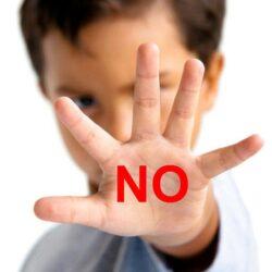 """قدرت """"نه گفتن"""" را به کودکان خود بیاموزید, جدید 99 -گهر"""