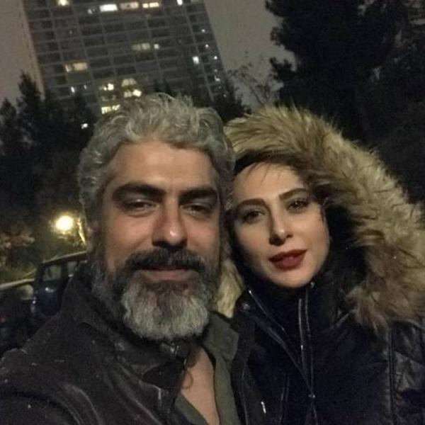 ازدواج مهدی پاکدل و  رعنا آزادی ور | عکس, جدید 1400 -گهر