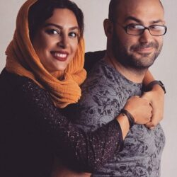 اولین موزیک ویدئو حدیثه تهرانی و همسرش پس از مهاجرت