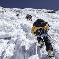 اولین تصاویر کوهنوردان نجات یافته در ارتفاعات تهران, جدید 1400 -گهر