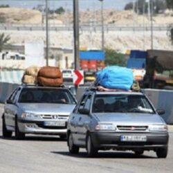 وضعیت سفرهای نوروزی ۱۴۰۰ در شرایط کرونا, جدید 1400 -گهر