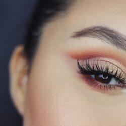 آموزش زیرسازی و آرایش چشم متناسب با فرم چشم, جدید 99 -گهر