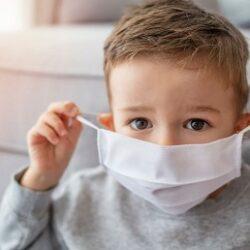 جدیدترین علائم کرونا در کودکان, جدید 99 -گهر