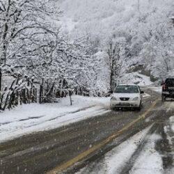 سامانه بارشی جدید در راه است / بارش برف و باران در ۲۰ استان