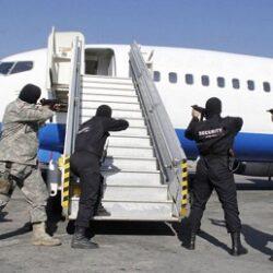 شخصی که قصد هواپیماربایی پرواز اهواز مشهد را داشت / عکس, جدید 99 -گهر