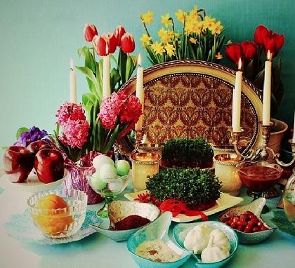 متن قشنگ برای تبریک عید نوروز / متن تبریک سال نو, جدید 1400 -گهر