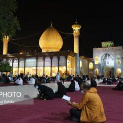 عکسهای مراسم شب نوزدهم ماه رمضان ۱۴۰۰, جدید 1400 -گهر