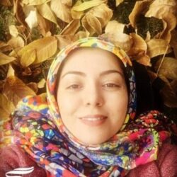 سنگ قبر آزاده نامداری با متنی متفاوت / عکس
