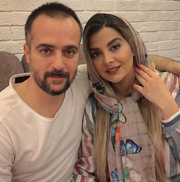 عکس پسر بانمک احمد مهرانفر و مونا فائزپور, جدید 1400 -گهر