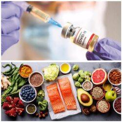 چه مواد غذایی بعد از واکسیناسیون مصرف کنیم؟