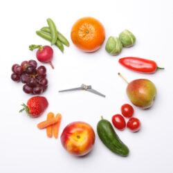 زمان مصرف میوه ها