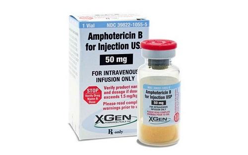 داروی آمفوتریسین بی برای قارچ سیاه و کرونا + نحوه مصرف و عوارض, جدید 1400 -گهر