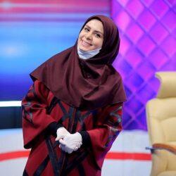 خداحافظی نجمه جودکی از تلویزیون + عکس, جدید 1400 -گهر