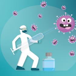 بدن چه مدت پس از تزریق دوز دوم واکسن کرونا ایمن می شود؟